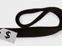 Taekwon-Do Belts Are Expensive
