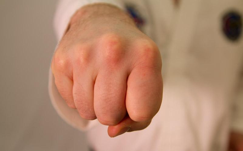 Taekwon-Do punch 5