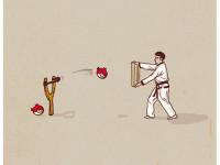 Tournaments: An Exercise in Zen, pt. 4: Board Breaking