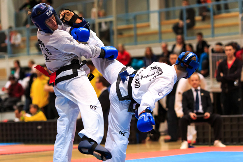Taekwon-do Tournament