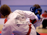 5+ Ways to Build Your Confidence for Taekwon-Do Sparring