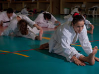 A Better Way to Stretch Before Taekwon-Do Class