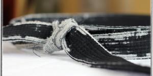 A Black Belt: 1 in 10,000